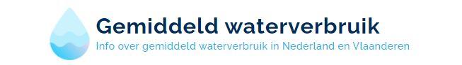 Gemiddeld Waterverbruik
